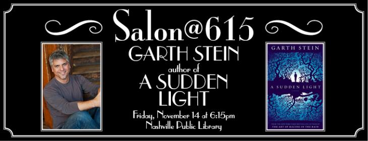 Salon - Garth Stein
