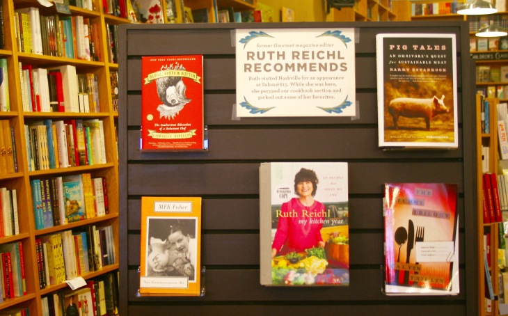 ruth recommends