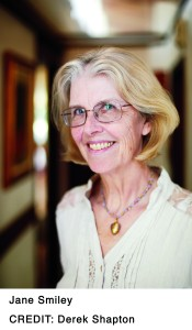 Jane Smiley (photo by Derek Shapton)