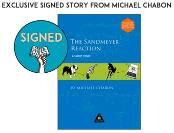 original michael chabon story