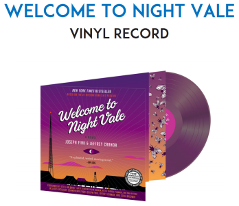 welcome to night vale record