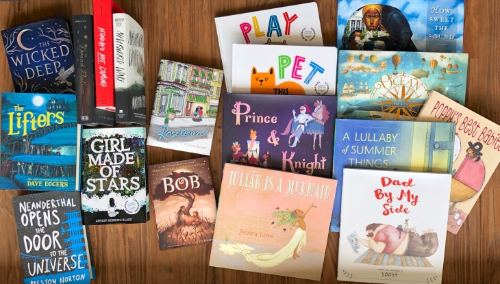 22 New Favorites for Young Readers: From Picture Books to YA