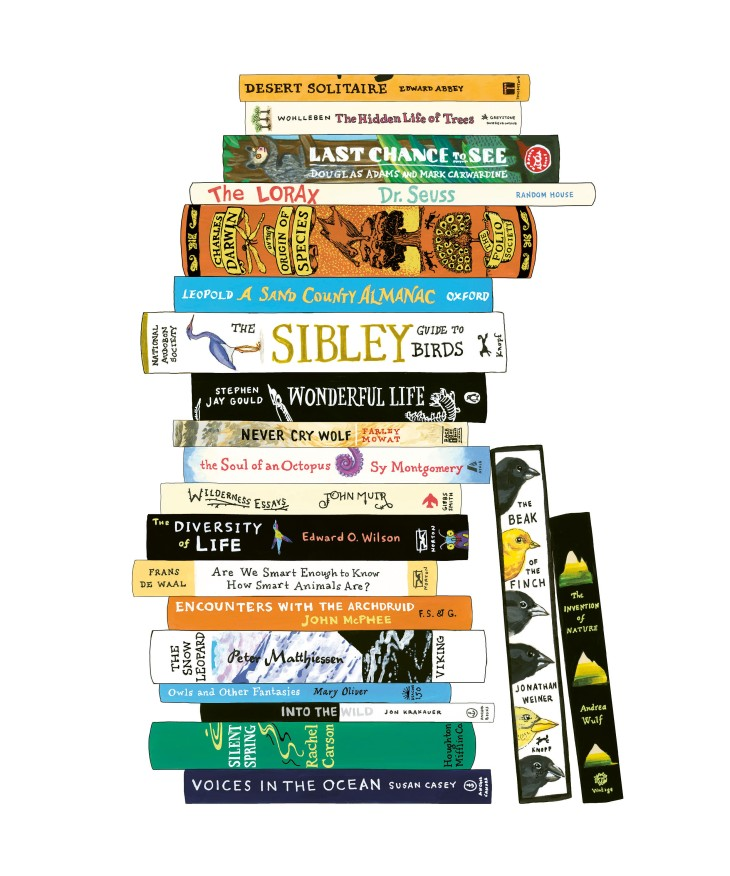 Stack_NatureAnimals_books2