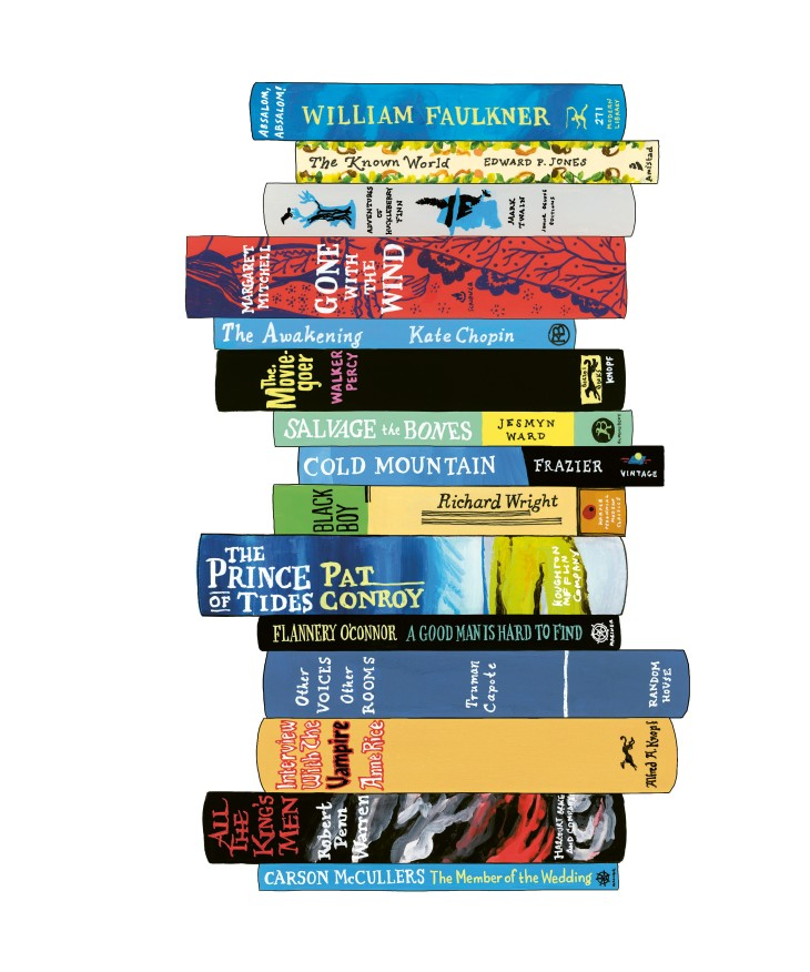 Stack_SouthernLit_books2