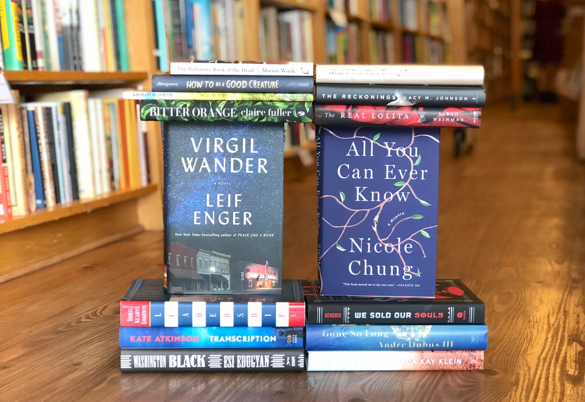 Get Ready to Meet Your New Favorite Books: 38 Fiction and Nonfiction Reads  We Love – Musing