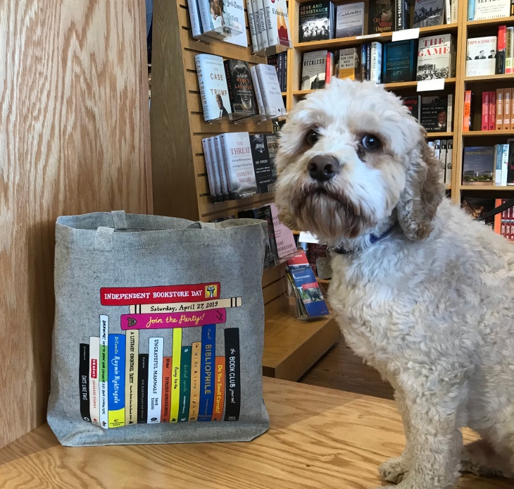 Lewis Loves Jane Mount Books & Totes