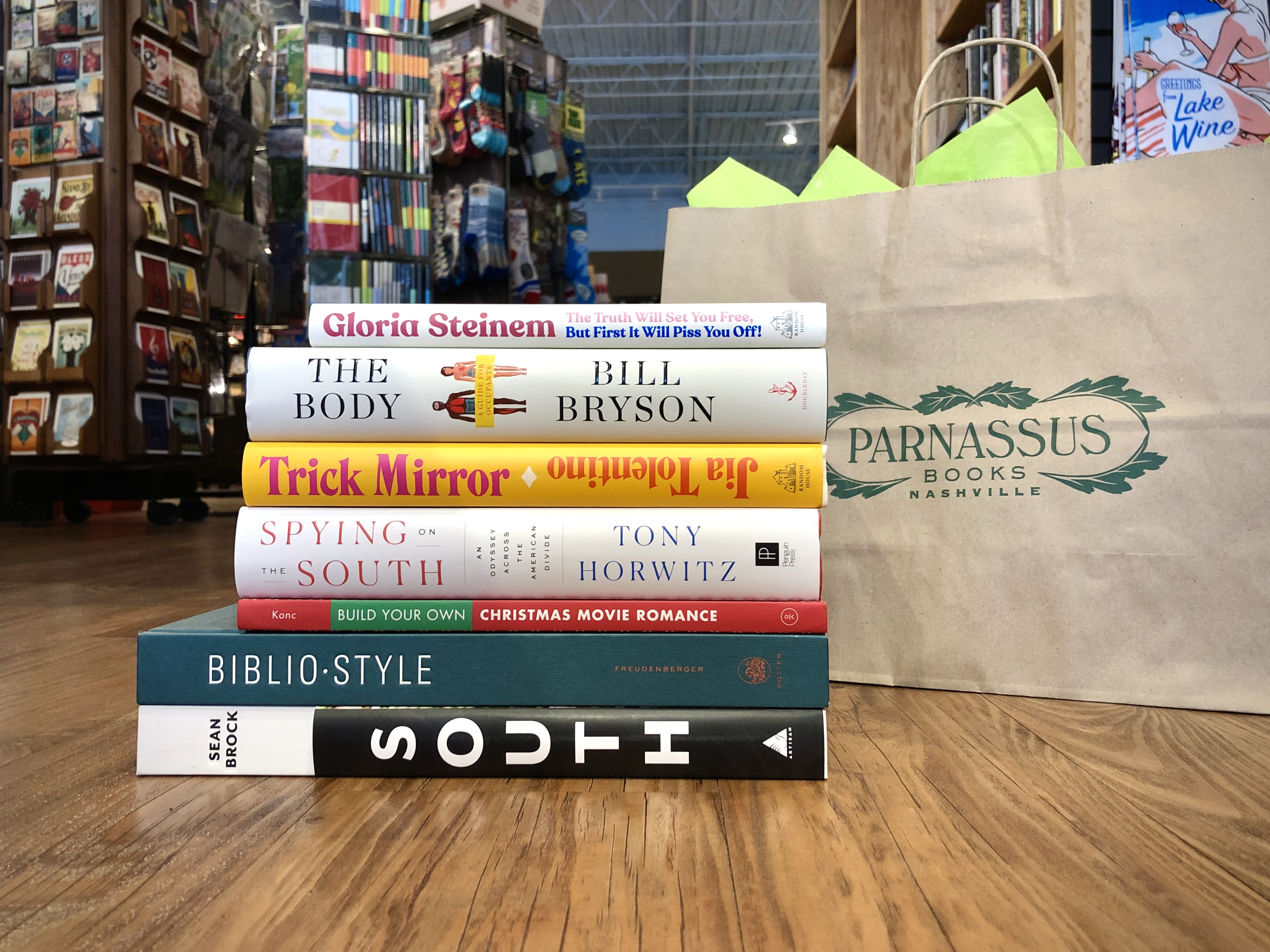 True Tales: Nonfiction Books Perfect for Giving (or Keeping) for the Holidays