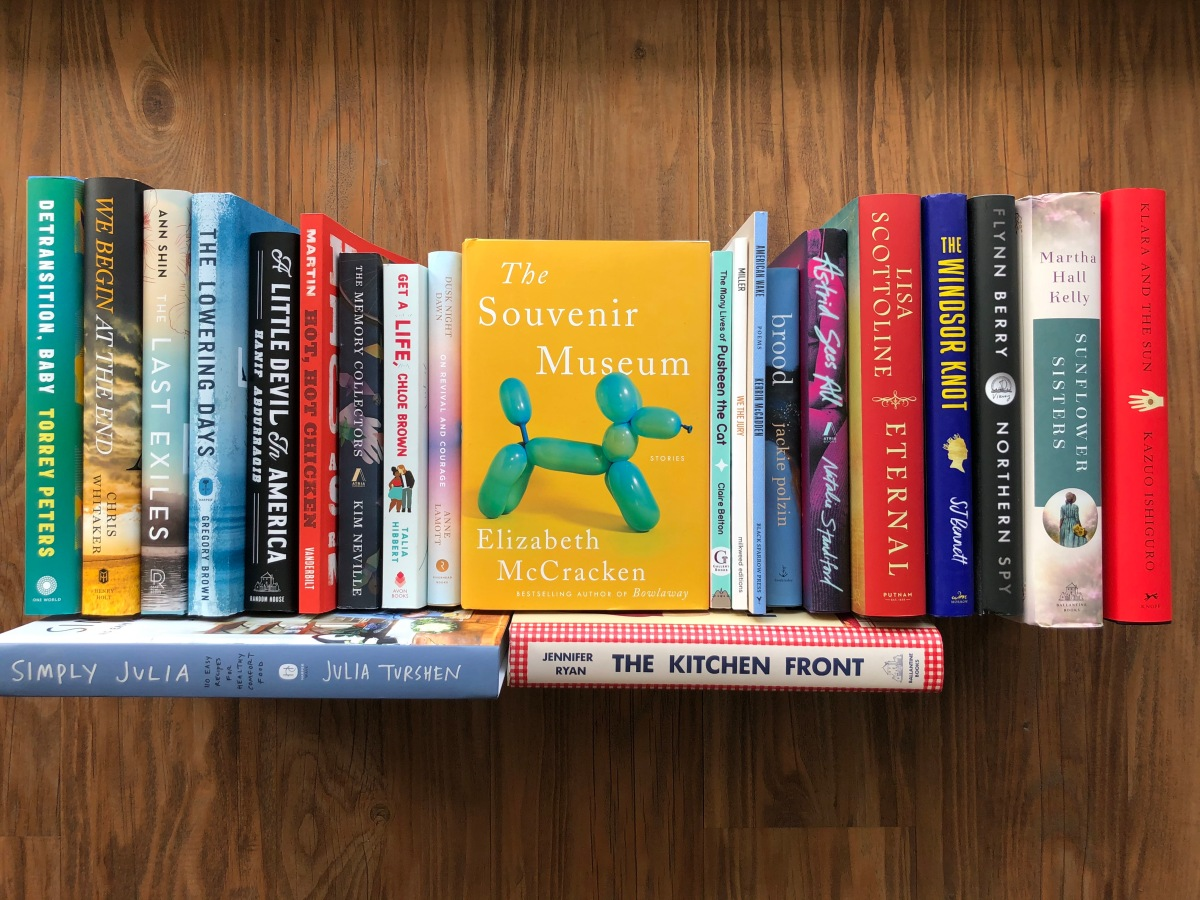 No Fooling: 22 Great New Reads for April